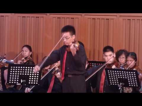 """Camerata Indonesia - Vivaldi Four Season: Concerto no 4 in F minor """"Winter"""" (L'Inverno)"""