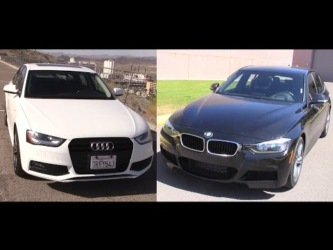 Audi A4 vs BMW 3-Series: 3,000 Mile Road Test