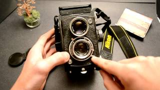 Pearl River Tlr camera