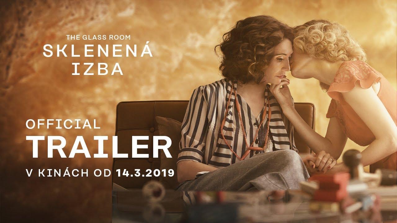 SKLENENÁ IZBA   od 14.3. v kinách   official TRAILER (2019)