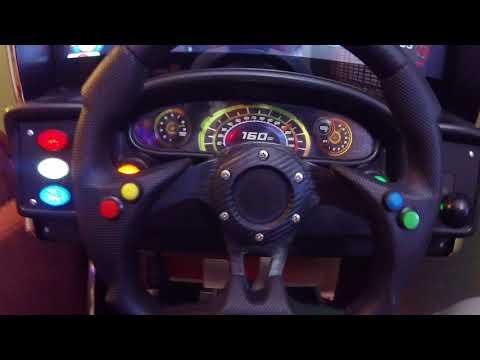 Diy Arcade Racing Cabinet