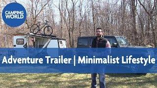 2017 Taxa TigerMoth Trek  | Adventure Trailer - RV Review