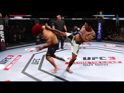 EA SPORTS™ UFC 2 #2 ARNE vs Peter