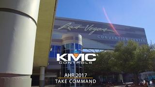 KMC Controls AHR 2017 Recap