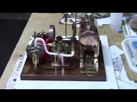 PART 5  -  Restoring a simple Model Steam Boiler