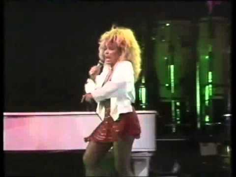 Dire Straits  And Tina Turner   Princes Trust 1986   You better be good to me