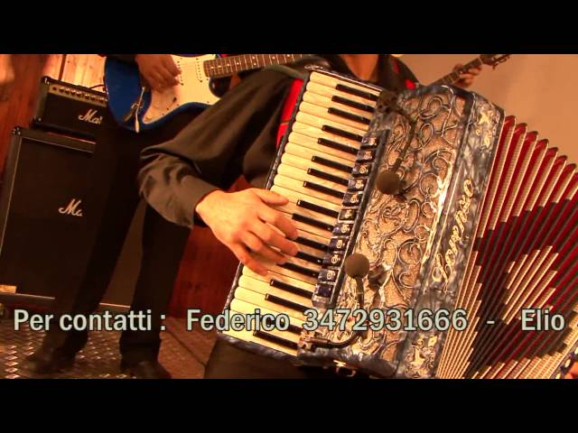 ORCHESTRA LISCIO PIEMONTESE I ROERI - PAESE IN FESTA