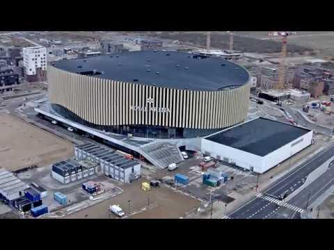 Royal Arena timelapse