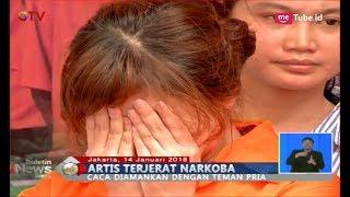 """LAGI! Artis Konsumsi Narkoba, Caca """"Duo Molek"""" Dipaksa Teman untuk Nyabu - BIS 15/01"""