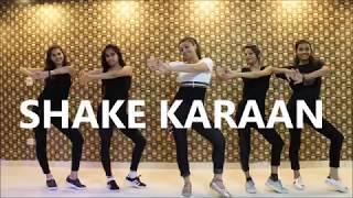Shake Karaan | Munna Michael | kanika kapoor | dance | Choreography ,THE DANCE MAFIA