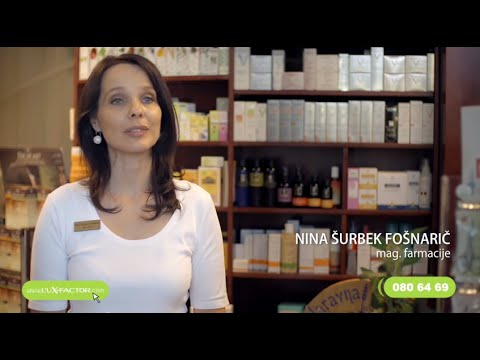 6627f049adf Lux Factor 4D Hyaluron - izjava mag. farmacije Nina Šurbek Fošnarič ...