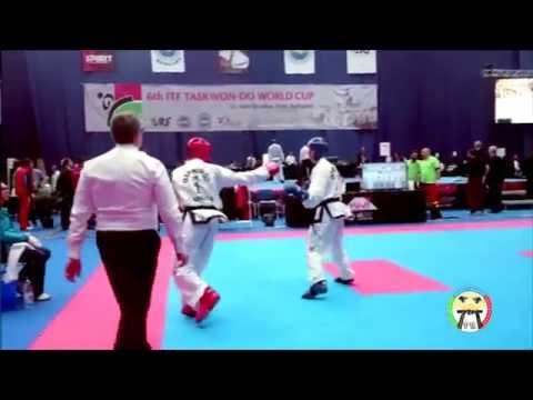 Rachkovski Aleksei(BLR) vs Martin Dakota(CAN), WC 2016,  70 kg