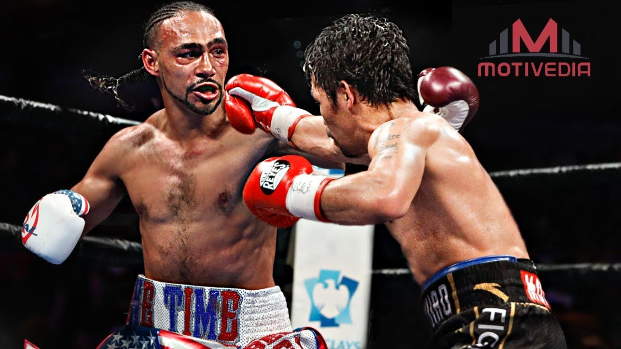 Manny Pacquiao vs Keith Thurma...