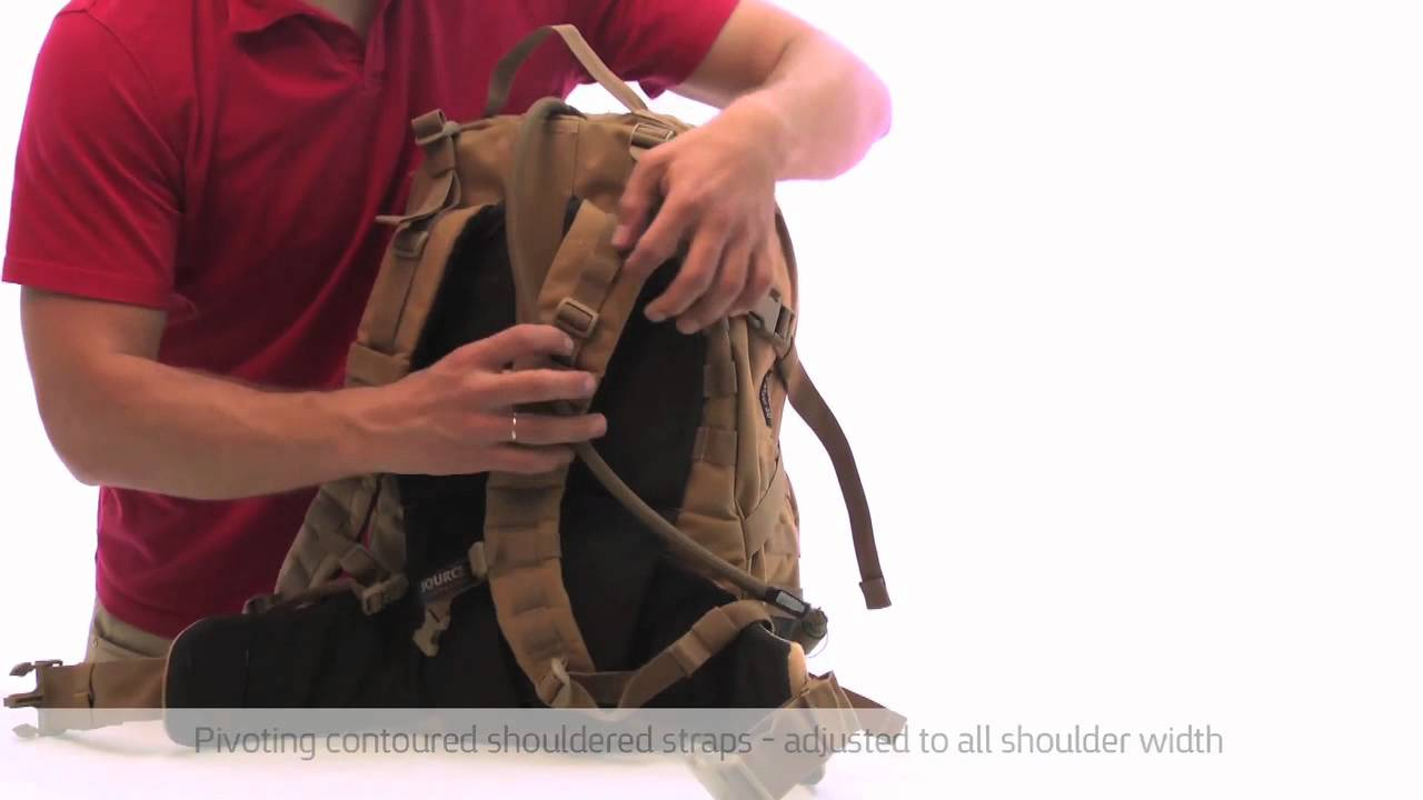 how to keep hydration pack from leaking
