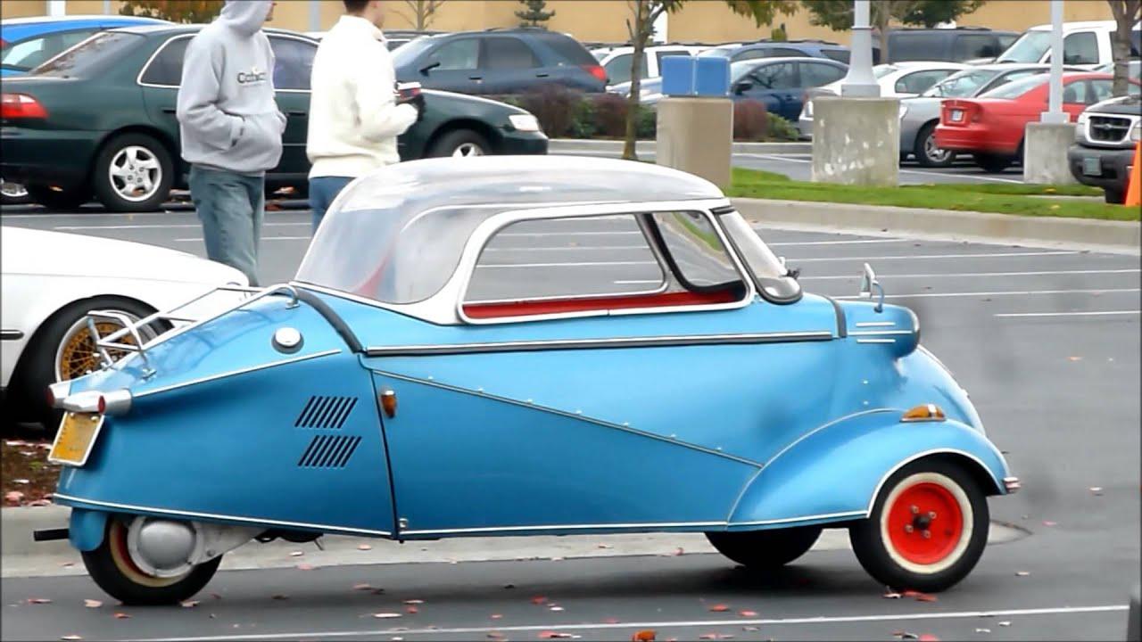 Messerschmitt @ Cars And Coffee PDX