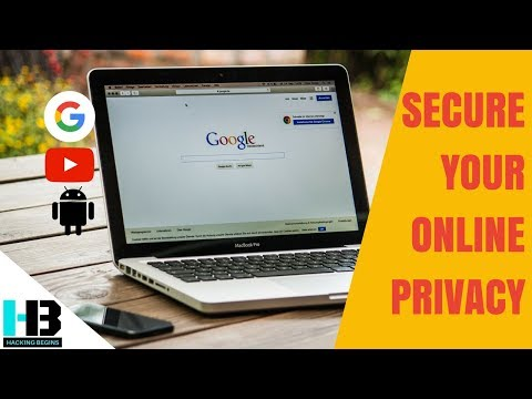Stop Google from Collecting Your Information | Google Privacy Settings | Online Privacy