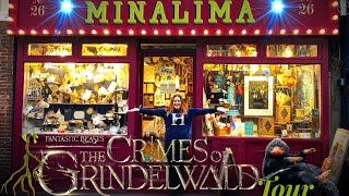 GIVEAWAY! Plus - The Crimes of Grindelwald, MinaLima Tour