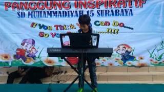 Panggung Inspiratif SD Muhammadiyah 15 Surabaya
