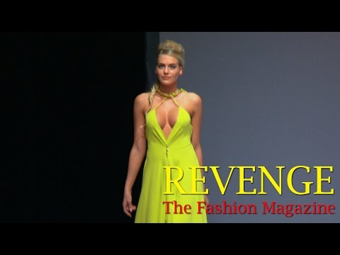 Lourdes Atencio @ Couture Fashion Week (Feb. 2017)