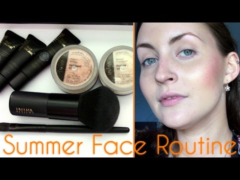 ♥ Summer Face Routine ♥