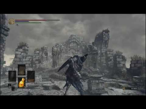 Dark Souls 3 l Dragon Chaser's Ashes Location
