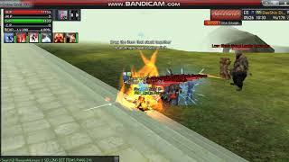Ran Online GS   TANK test