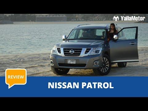Видео Nissan Patrol 2019
