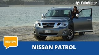 Nissan Patrol 2018 Review | YallaMotor.com