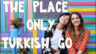 The place that ONLY the Turkish GO in Istanbul|2018 Vlog