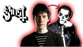 Ghost's Tobias Forge: How I Feel About Being Unmasked