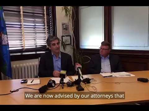 Mayor Weinberger recommends dropping local Burlington Telecom bid
