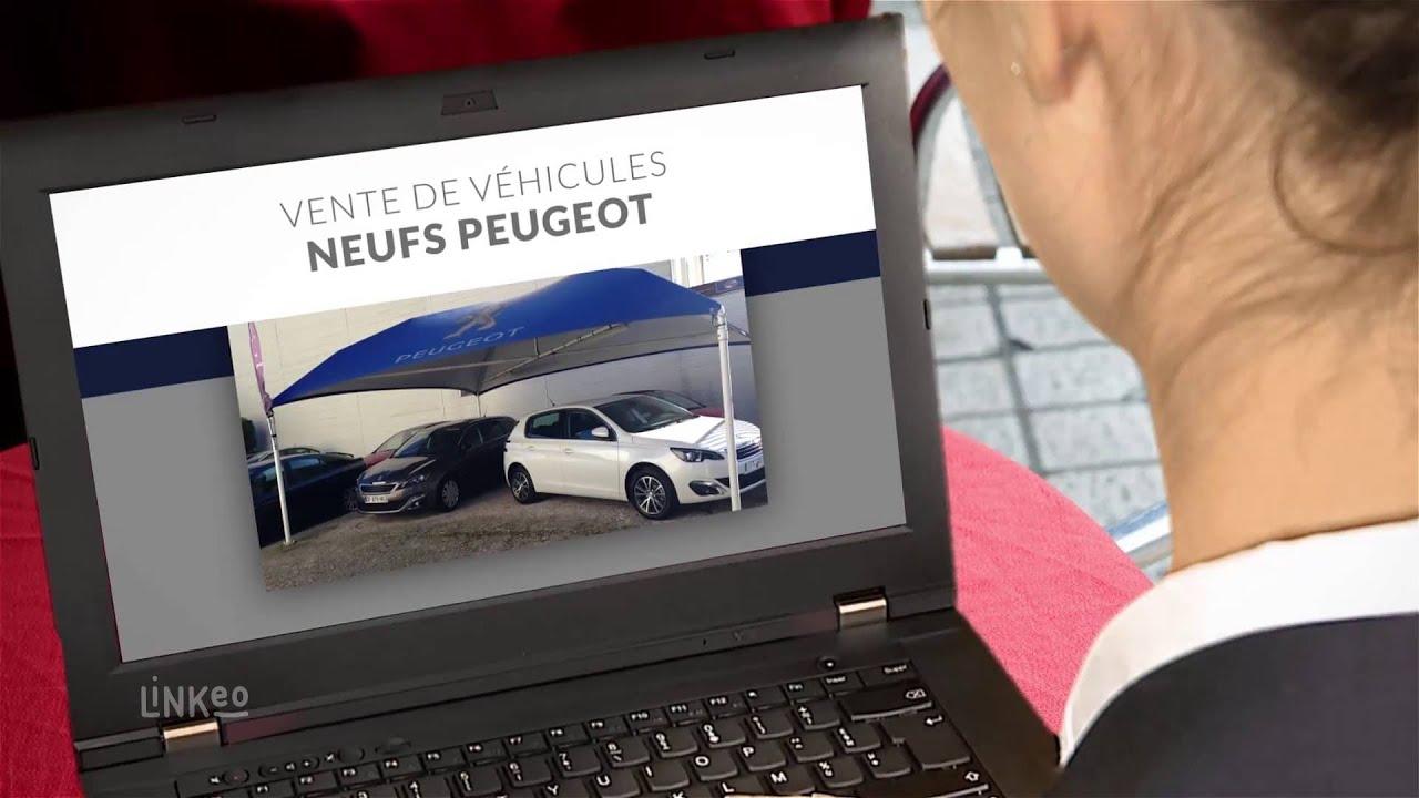 Vente location r paration de voiture garage peugeot de for Garage peugeot normandie rueil