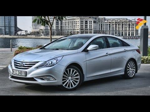 2014 Hyundai Elantra >> Hyundai Sonata 2014 هيونداي سوناتا - YouTube