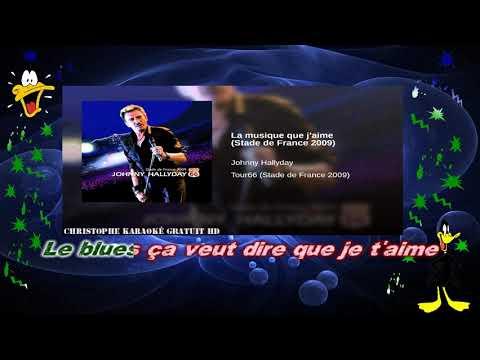 Johnny Hallyday   La musique que j'aime Stade de France 2009