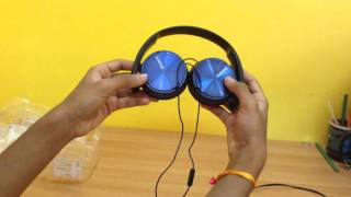 Sony MDR - ZX 310 AP stereo he…