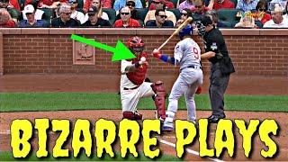 MLB \\\\ Bizarre Plays 2