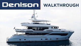 KANDO: 110 Explorer Yacht [Walkthrough]