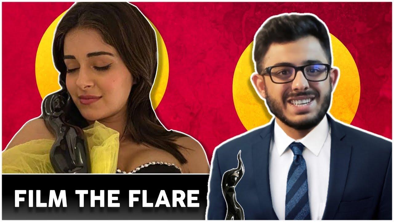 FILM THE FLARE [ Carry Minati ]