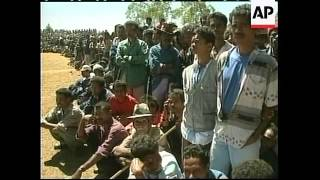 EAST TIMOR: SUPPORTERS MARK FALINTIL 24TH ANNIVERSARY