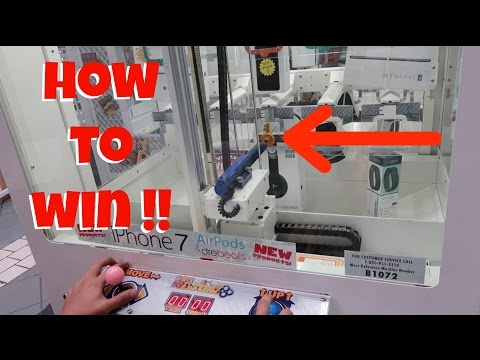 How To Win The Key Master Arcade Machine