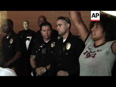 Download LAPD Chief Defends 2 Fatal Weekend Shootings