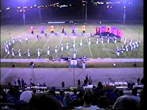 1998 Campbellsville High School Band