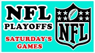NFL playoffs | Indianapolis Colts at Houston Texans | Seattle Seahawks at Dallas Cowboys