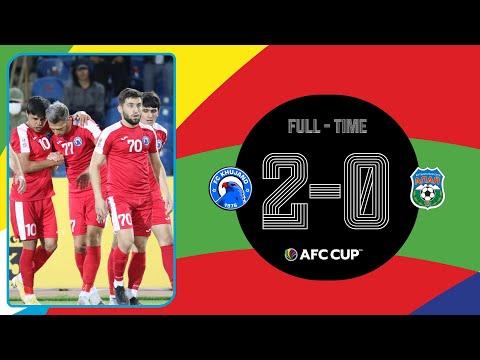 #AFCCUP2021 - Group F   FC Khujand (TJK) 2 - 0 FC Alay (KGZ)