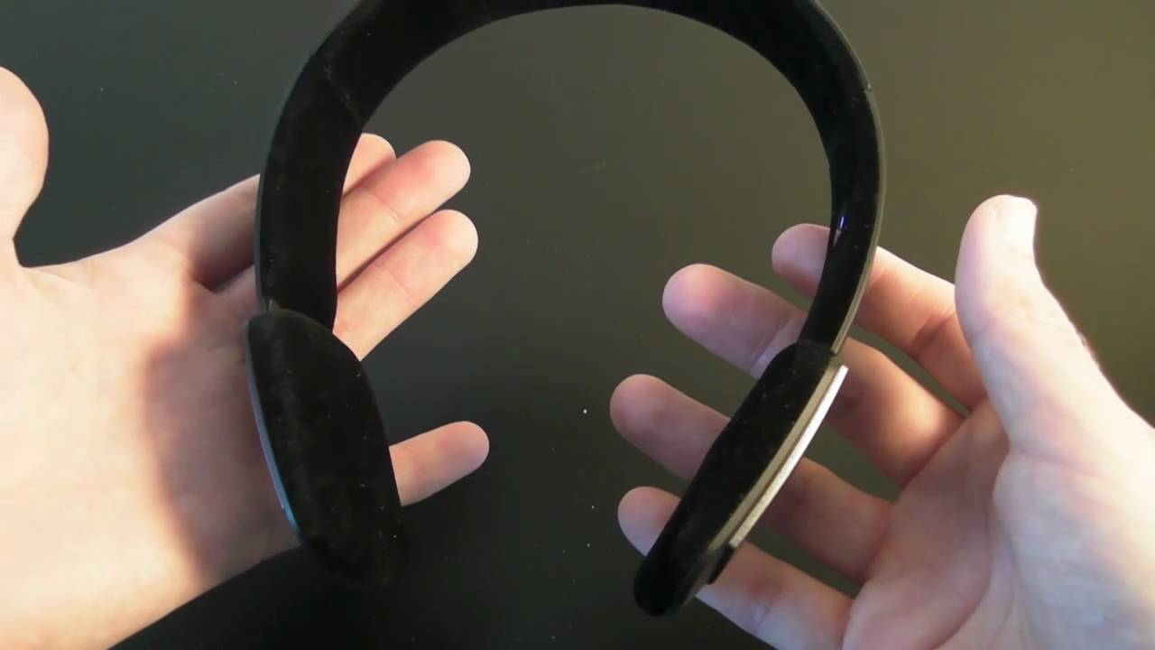 Jabra Halo Wireless Stereo Bluetooth Headset Review - YouTube f032d423cb