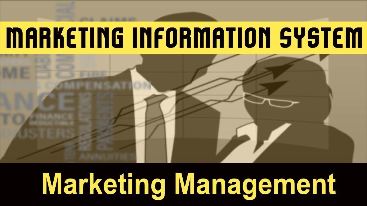marketing information system l definition l components l part 18