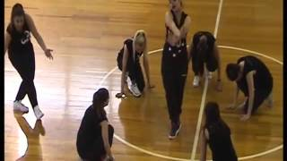 Attica Open 2015 Hip Hop Dance Stars and angels Νεα Μακρη