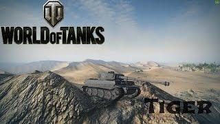 World of Tanks - Crouching Tiger, Hidden Hamish! Topgun & Ace