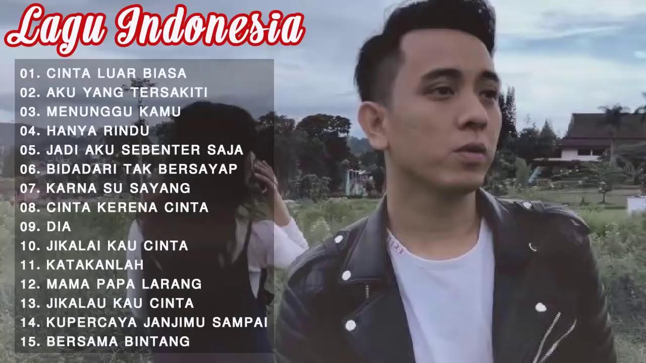 Top Lagu Pop Indonesia Terbaru 2019 Hits Pilihan Terbaik+enak Didengar Waktu Kerja 2