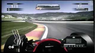 Test Drive Ferrari Racing Legends PS3 Logitech G27 Custom cockpit